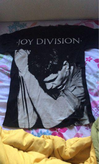 Official Joy Division tees
