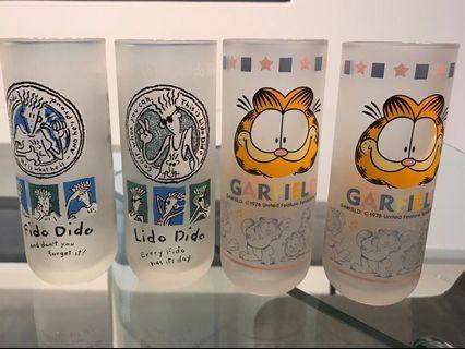 Glass Cups #EndgameYourExcess #mrtsengkang #mrthougang #mrtpunggol #mrtraffles