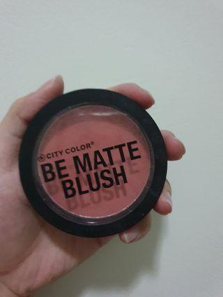 City Color Blush Matte - Guava