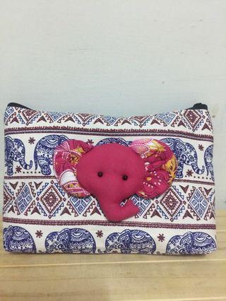 🚚 泰國大象化妝包
