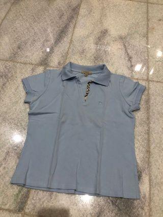 Burberry Polo Tshirt size M