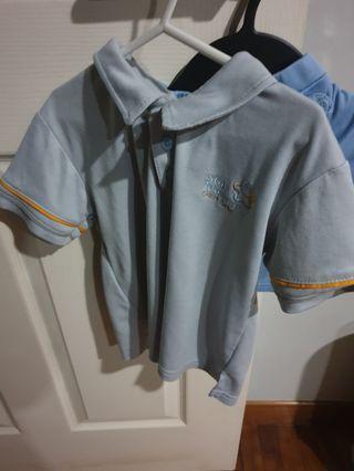🚚 3 Sets Of Star Learners 's Dri Fit Uniform