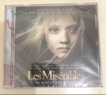 Les Misérables CD
