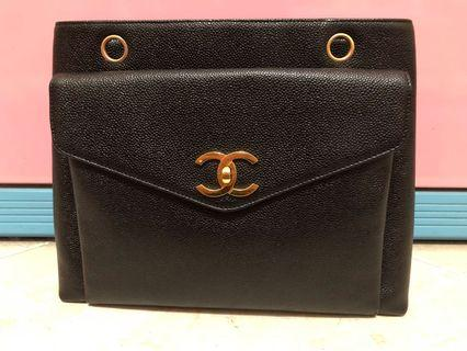 🚚 Chanel Preloved Vintage Shoulder Bag