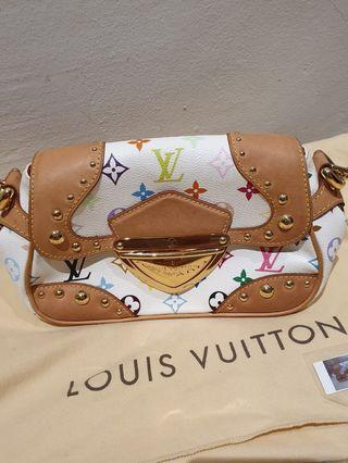 Authentic Louis Vuitton Marilyn multicolor bag