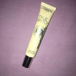 Loreal True Match Blur Cream (Primer) #mauthr