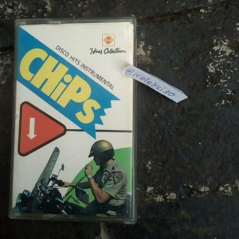 Acara TV jadul (kaset soundtrack Chips)