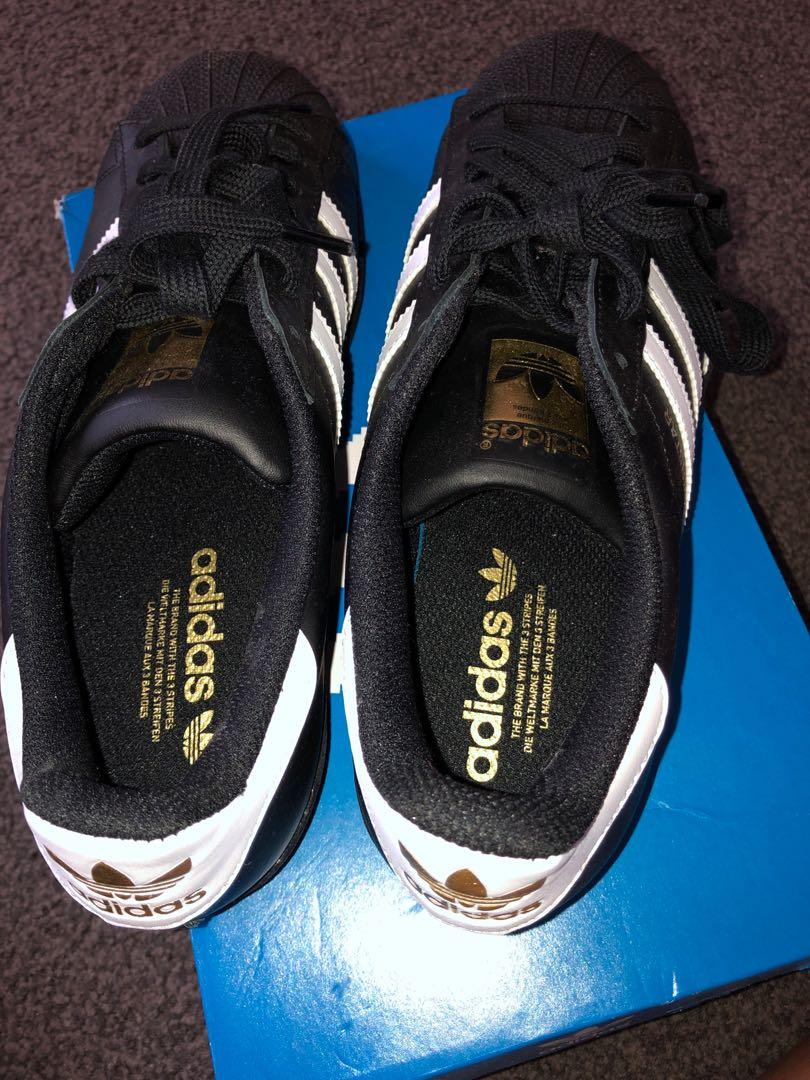 Adidas foundation sneakers