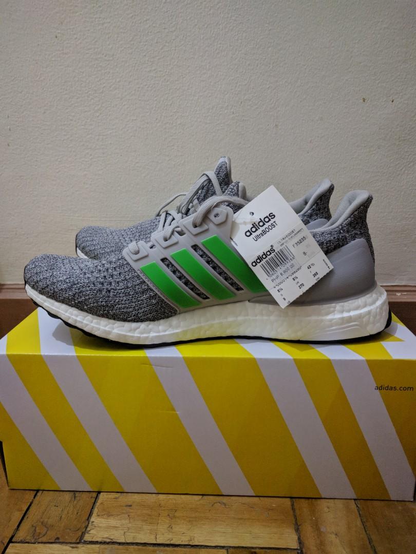 Adidas Ultraboost Shock Lime Brand New