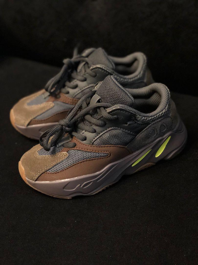 info for a7823 7435b Adidas Yeezy Boost 700 Mauve 'Kids'