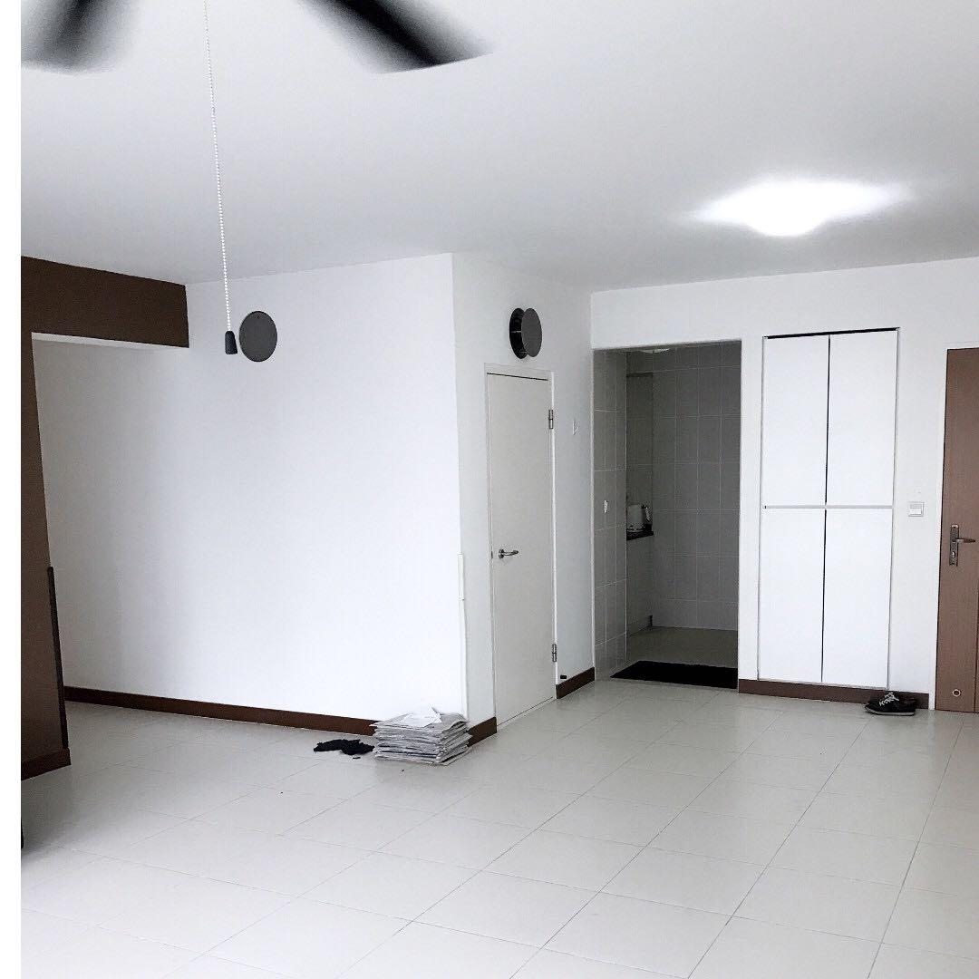 [ADMIRALTY MRT] 3 BEDROOM + 1 HALL FOR RENT [ SPACIOUS NEW HOUSE]