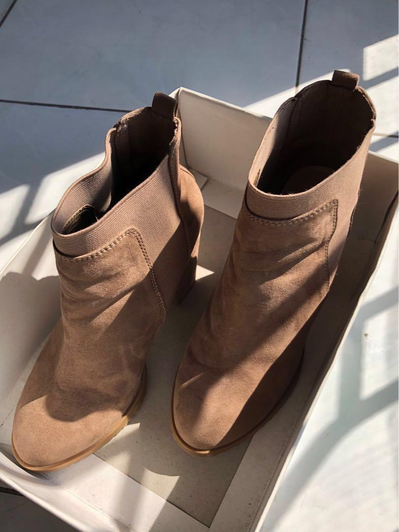 Ankle Boots Bershka #mauthr