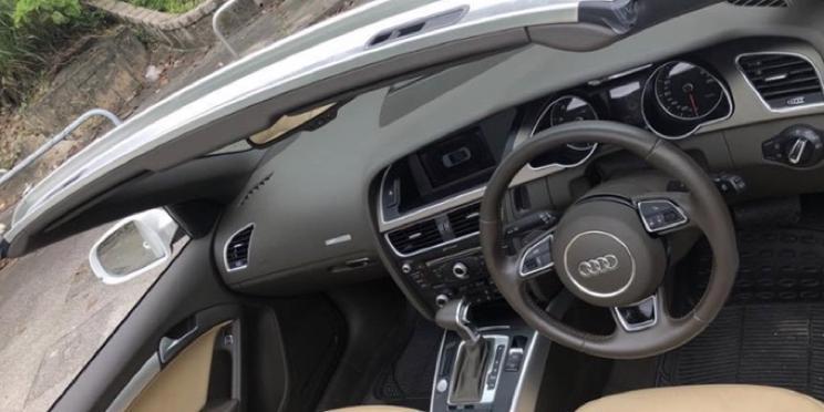 Audi A5 1.8T Cabrio