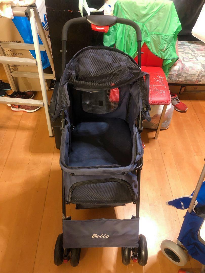 BELLO 寵物車 (9成新)