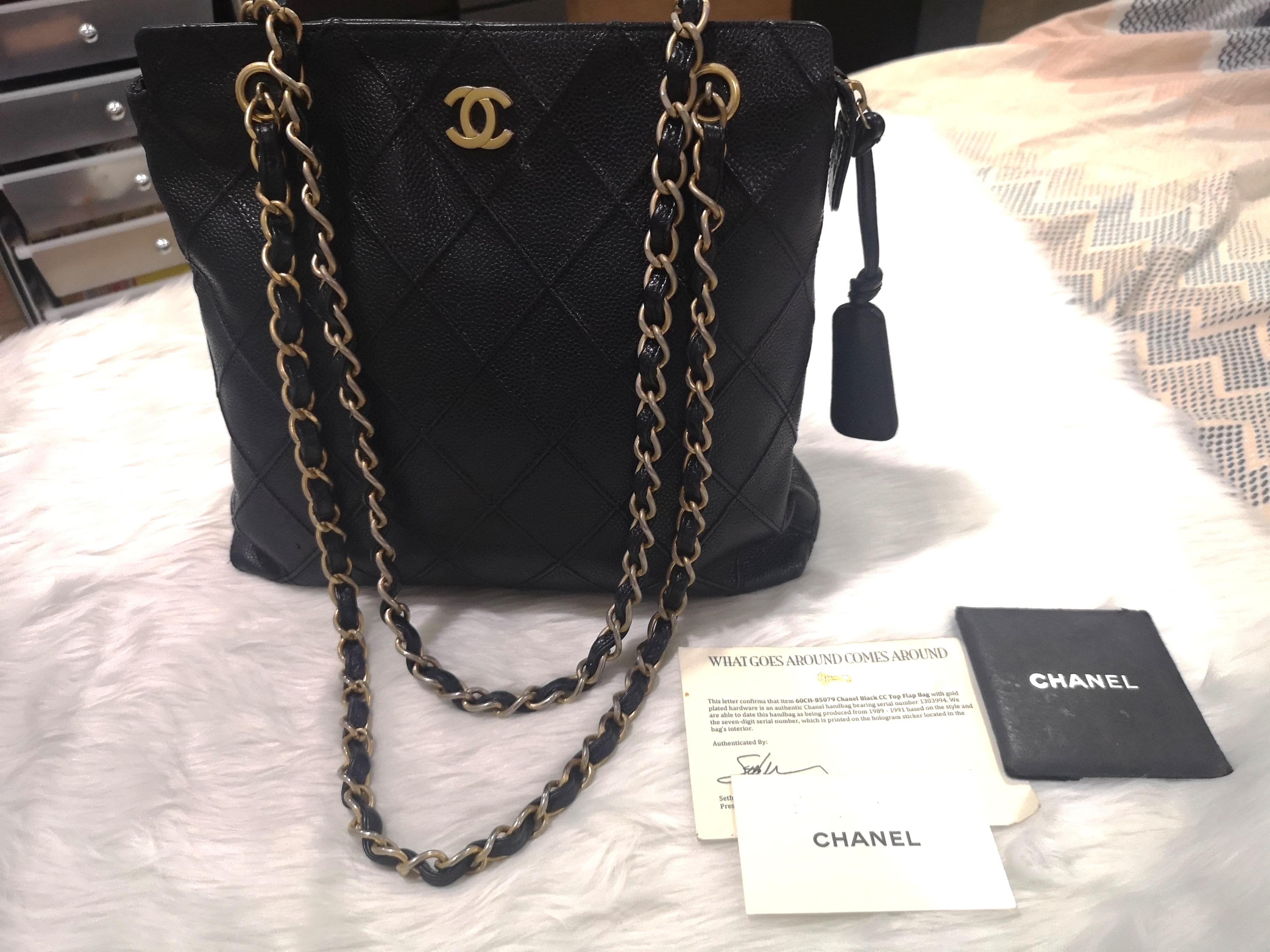 dating Chanel vesker