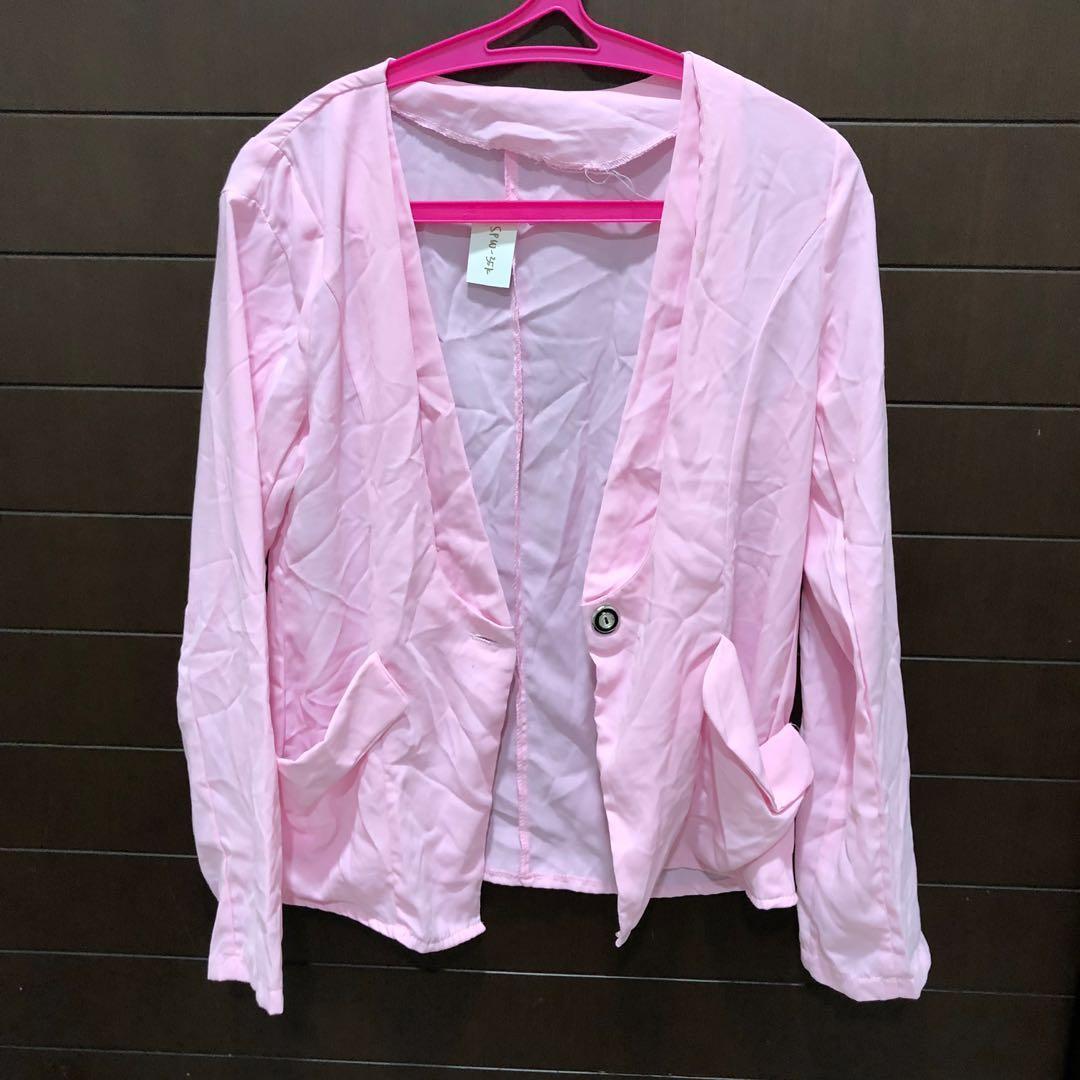 Blazer pink