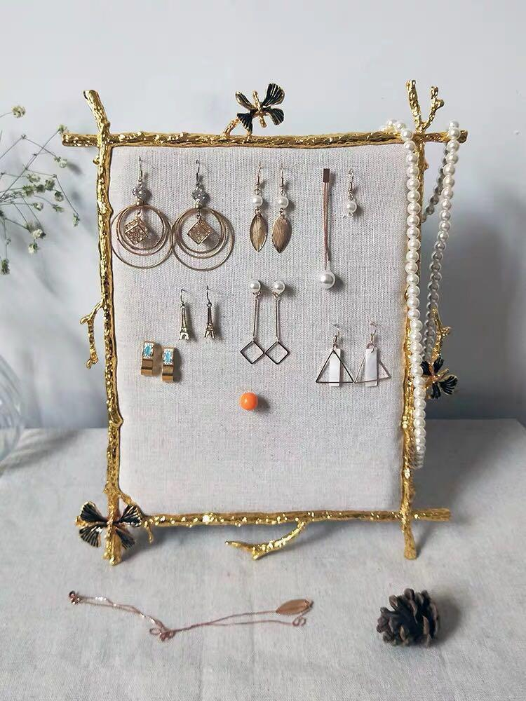 Erfly Vintage Jewelry Holder
