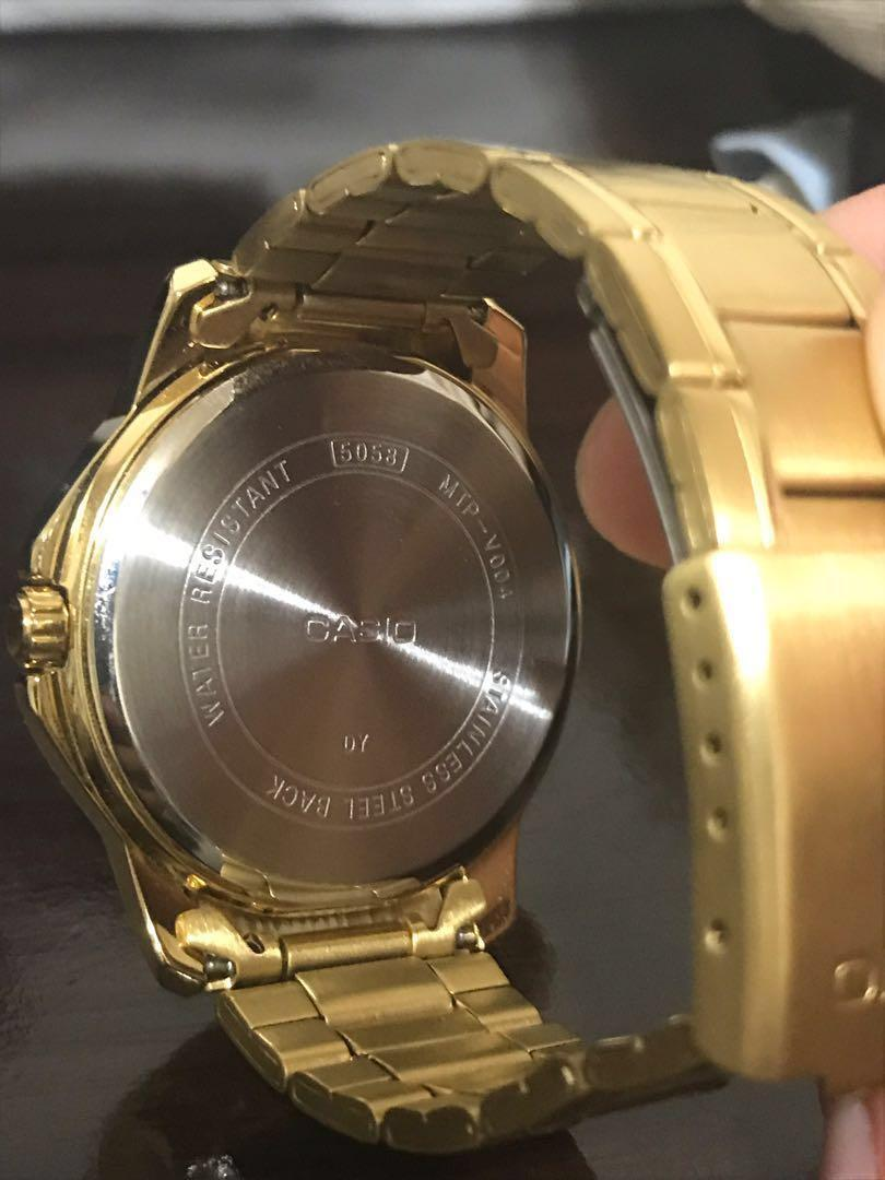 CASIO金錶