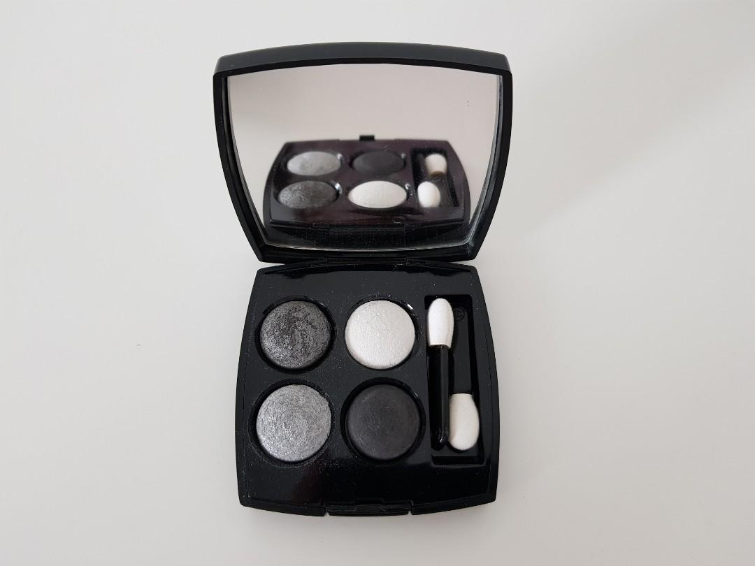 Chanel Les 4 Ombres Smoky Eye Shadow Palette