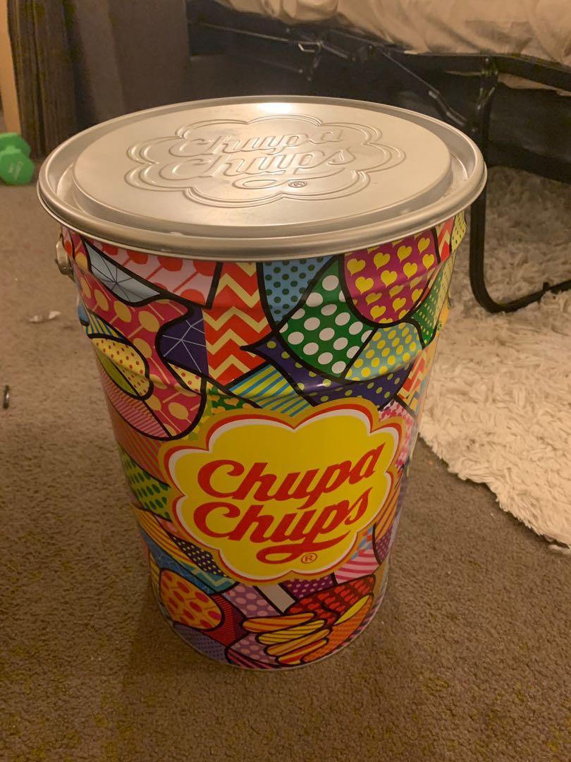 Chupa Chups Tin