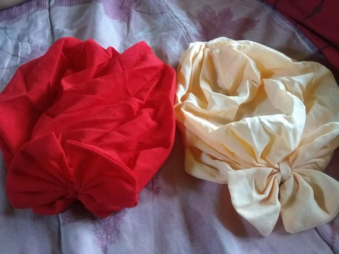 Turban hetty koes'endang (Take All)