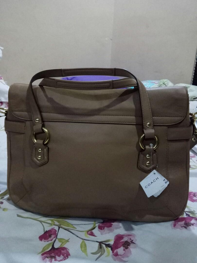 """Coach bag """"authentic"""""""