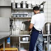 Dishwasher required for 4/6/19 and 5/6/2019