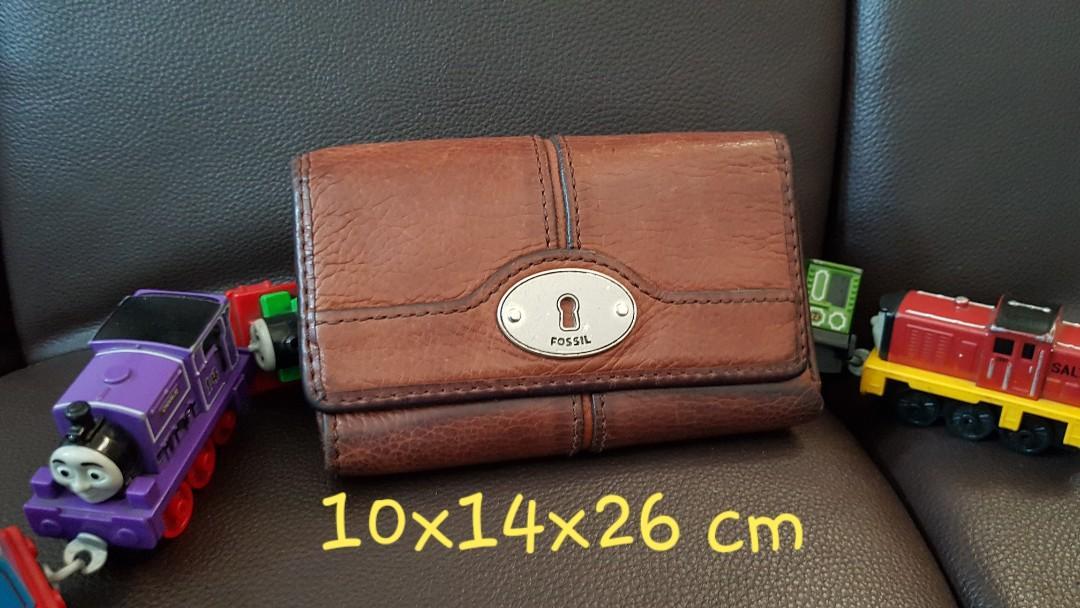 Dompet Fossil wallet Preloved