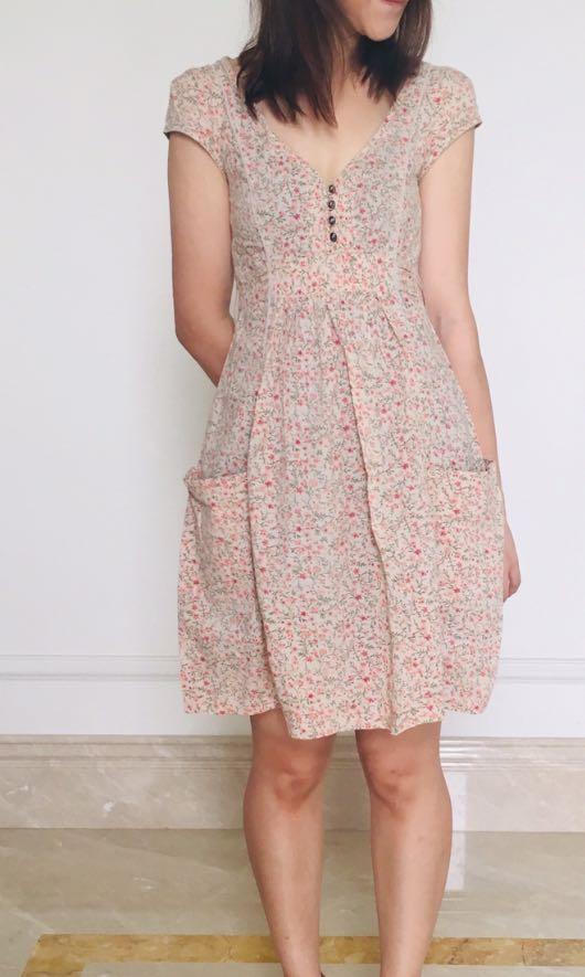 Dress Mango Petite