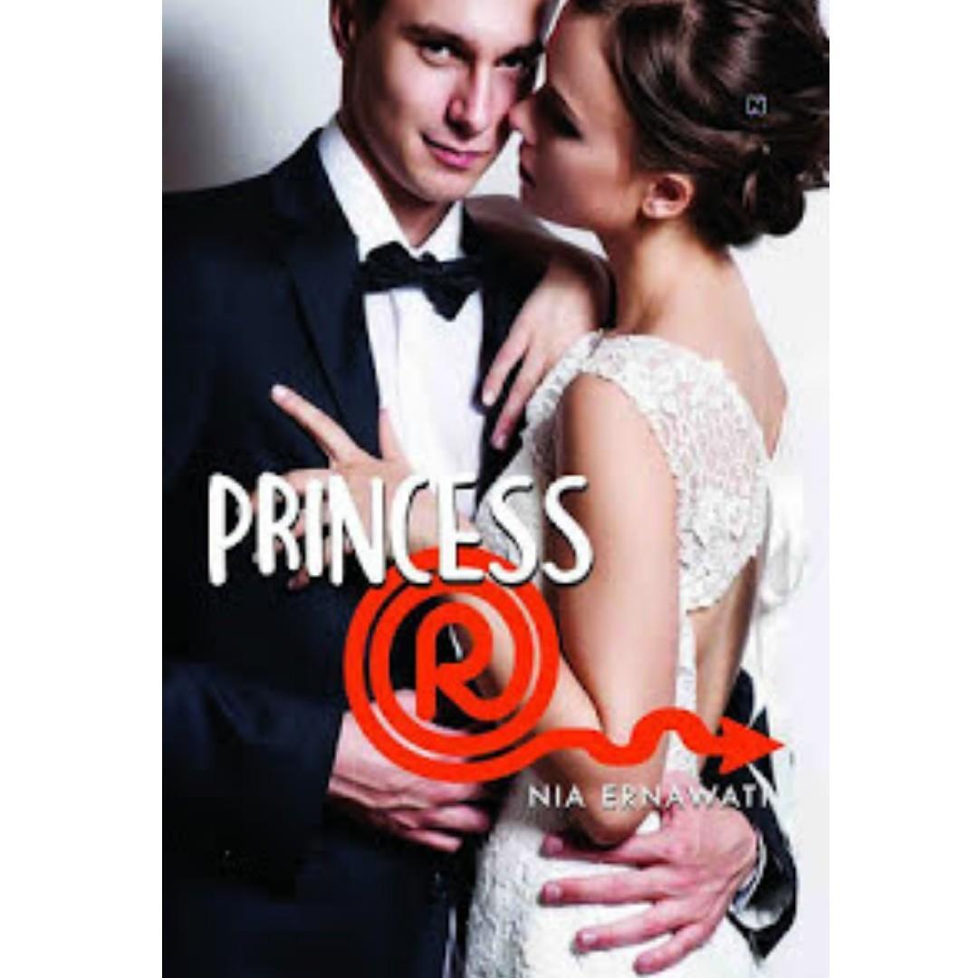Ebook Princess R - Nia Ernawati