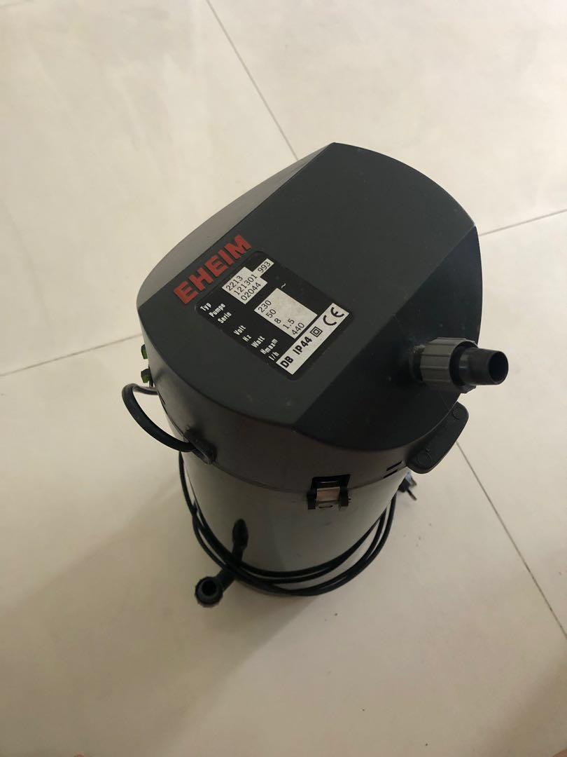 Eheim 2213 canister filter