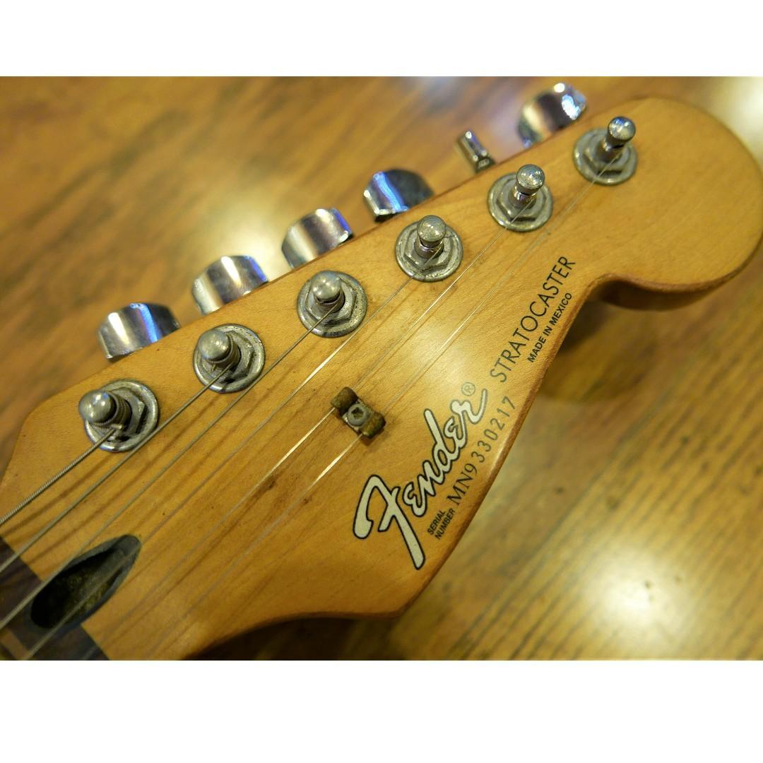 Fender Stratocaster MIM, Music & Media, Music Instruments on