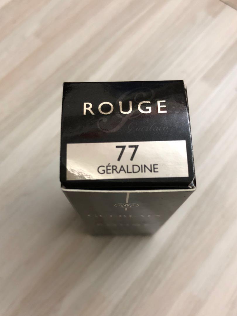 Guerlain Rouge Exceptional Complete Lip Color #77