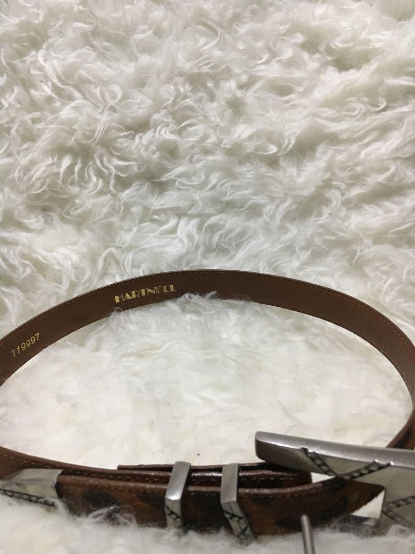 HARTNELL MADE IN USA