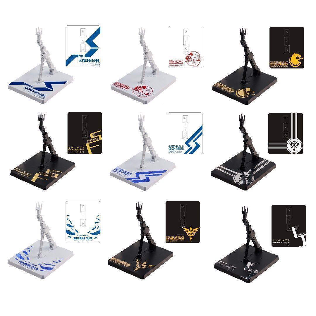 High Definition Gundam Display Stands