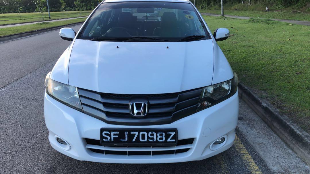 Honda City 1.5 Basic V Sedan i-VTEC Auto