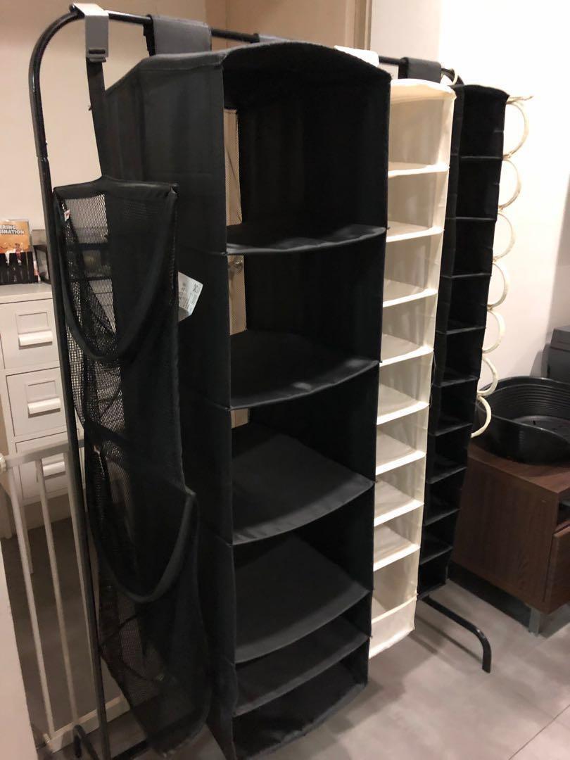 Ikea Skubb Clothes Rack / Scarf holder