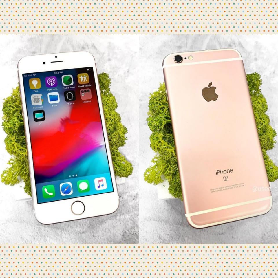 iPhone 6S 64GB Rose New Cicil Tanpa CC