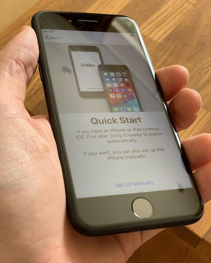 Iphone 7 barang grees bisa di cicil atau cash
