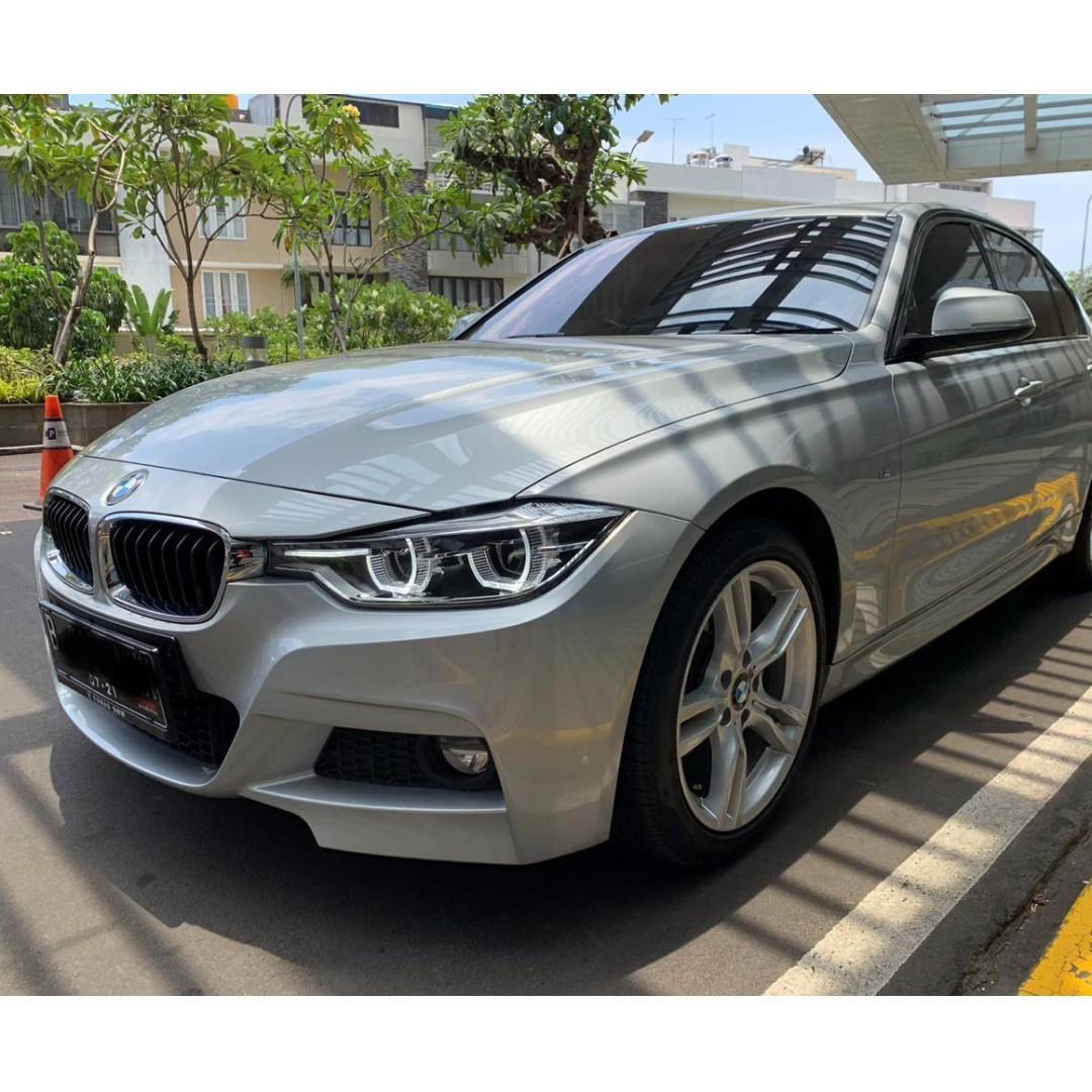 Jual Mobil BMW 320i M-Sport Limited Edition