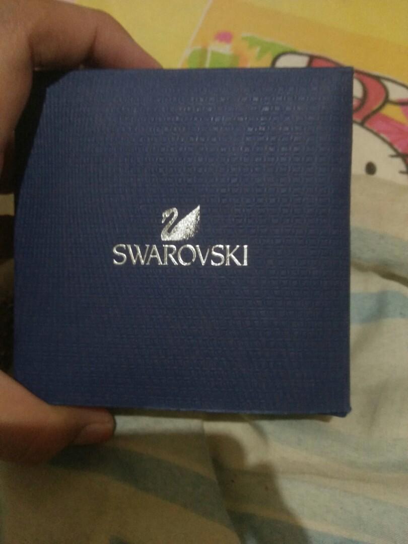 Kalung Love Swarovski Original