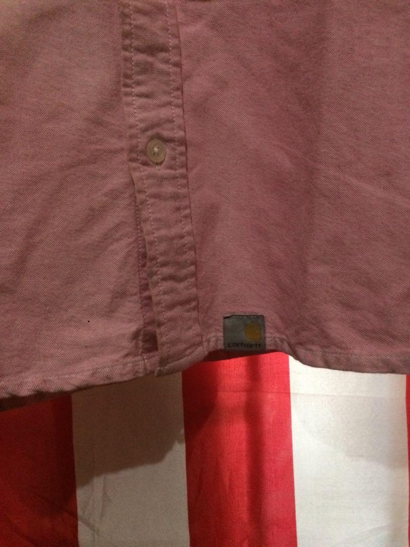 Kemeja Carhartt Long Shirt