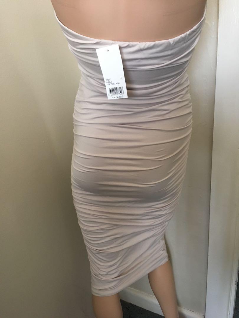 Kookai tube dress - BNWTS $120