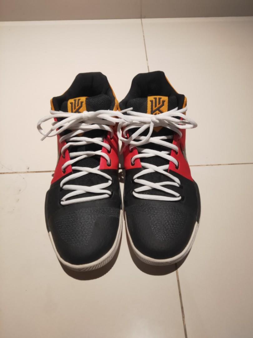 big sale b2f40 e4480 Kyrie 3 RayGun, Men's Fashion, Footwear, Sneakers on Carousell