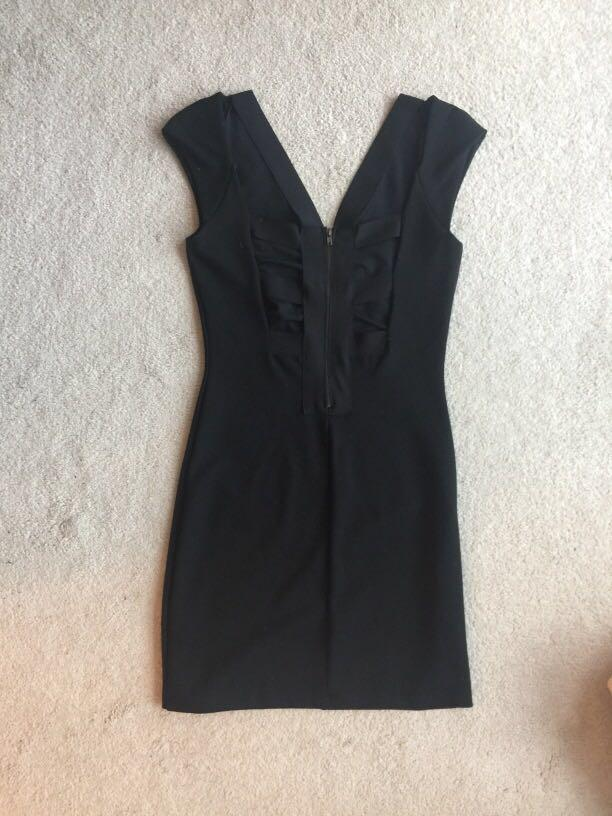 Little black dress (size XS - fits more like a small/medium)