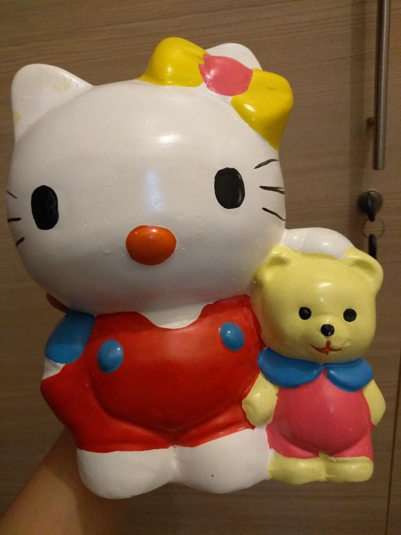 #mauthr Celengan Hello Kitty