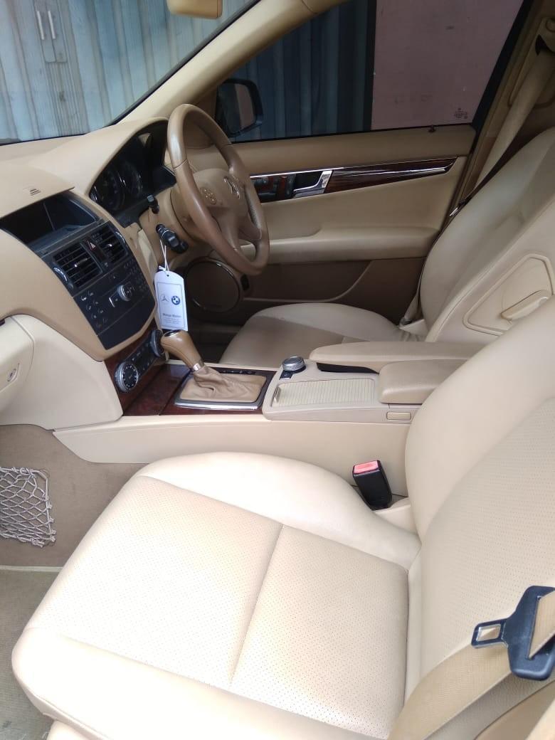 Mercedes benz c230 v6 2.5 elegance 2008 71k miles