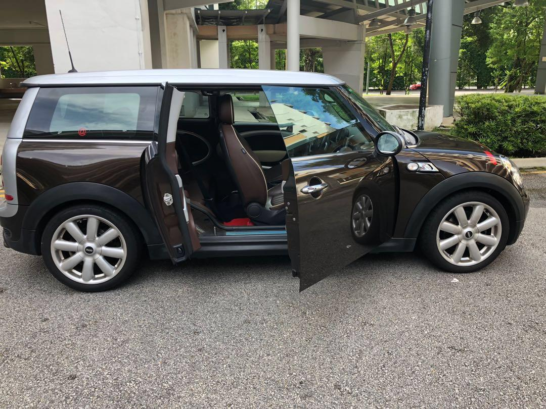 MINI Cooper 1.6 Clubman S Bond Street Auto