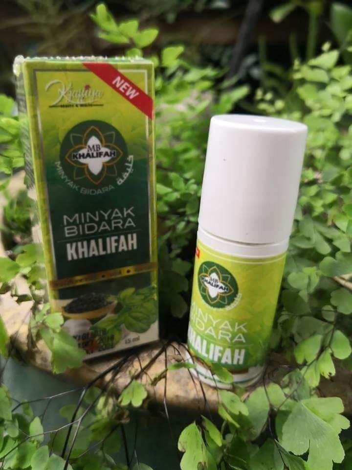 Minyak Bidara Khalifah (15ml)