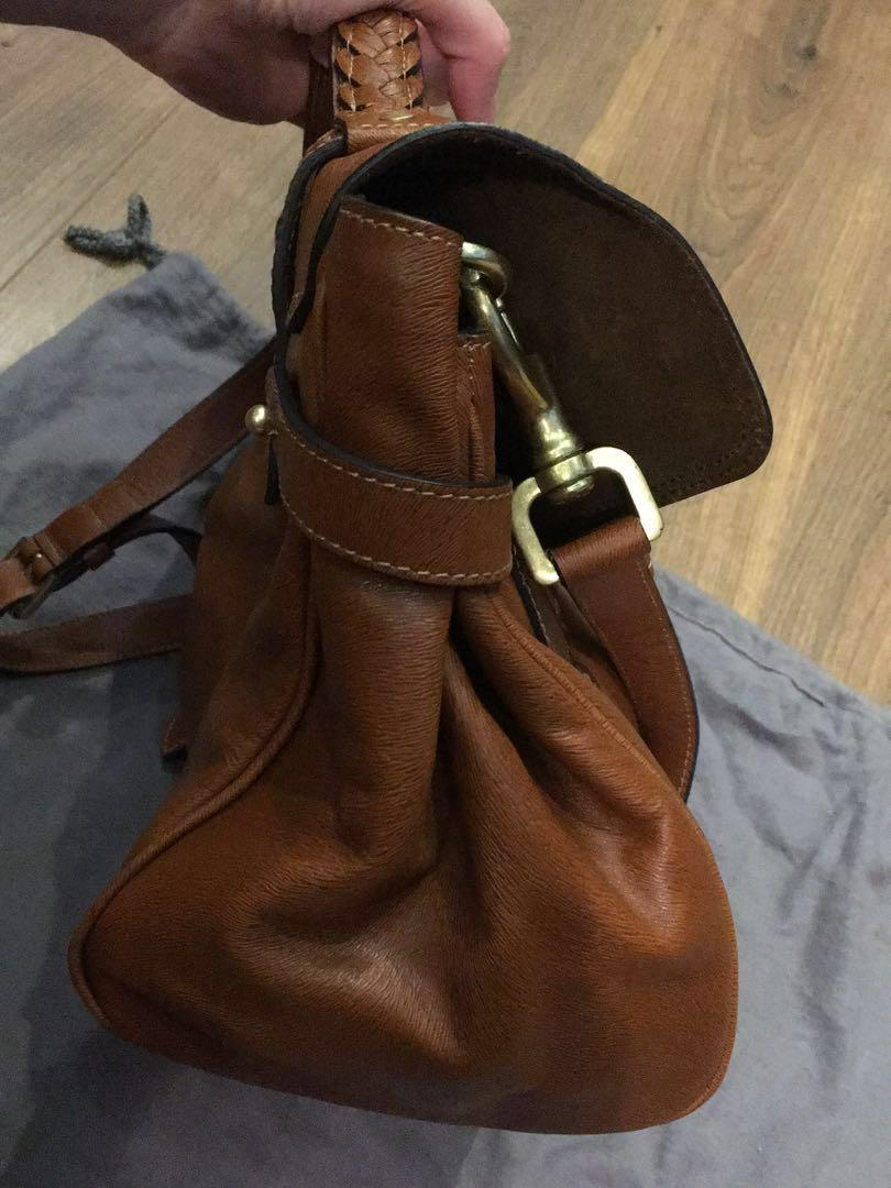 Mulberry 經典 Oak Alexa Bag 肩背側背